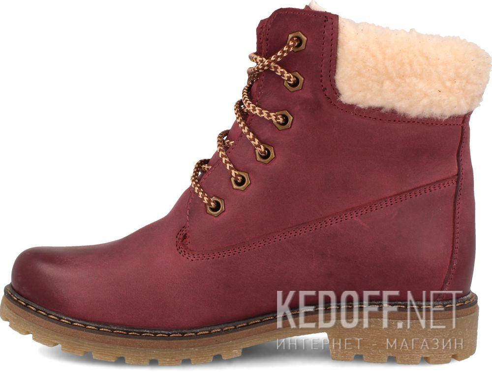 Женские ботинки Forester 8633-48 купить Киев