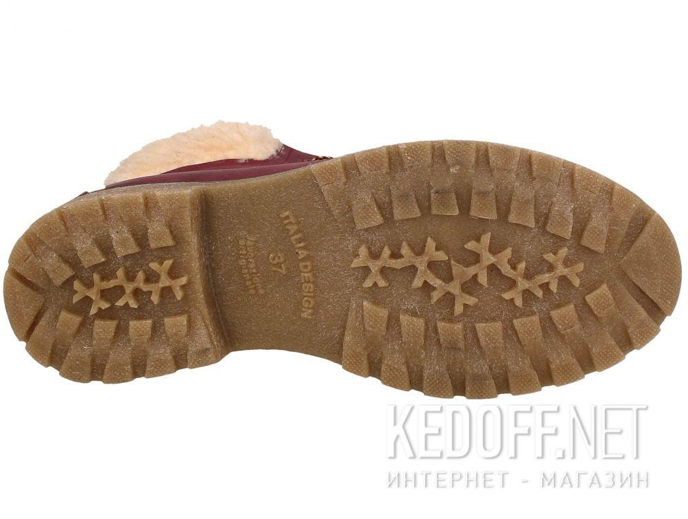 Женские ботинки Forester 8633-48 описание