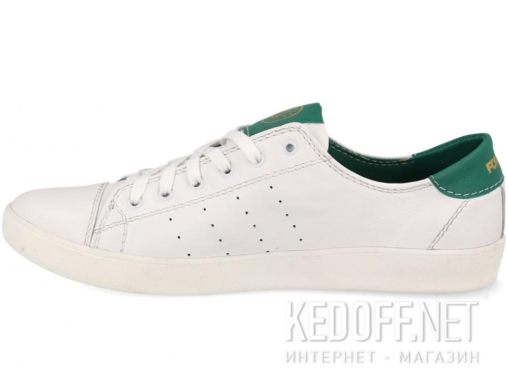 Конверсы Forester 9020-1322 унисекс   (зеленый/белый) купить Украина