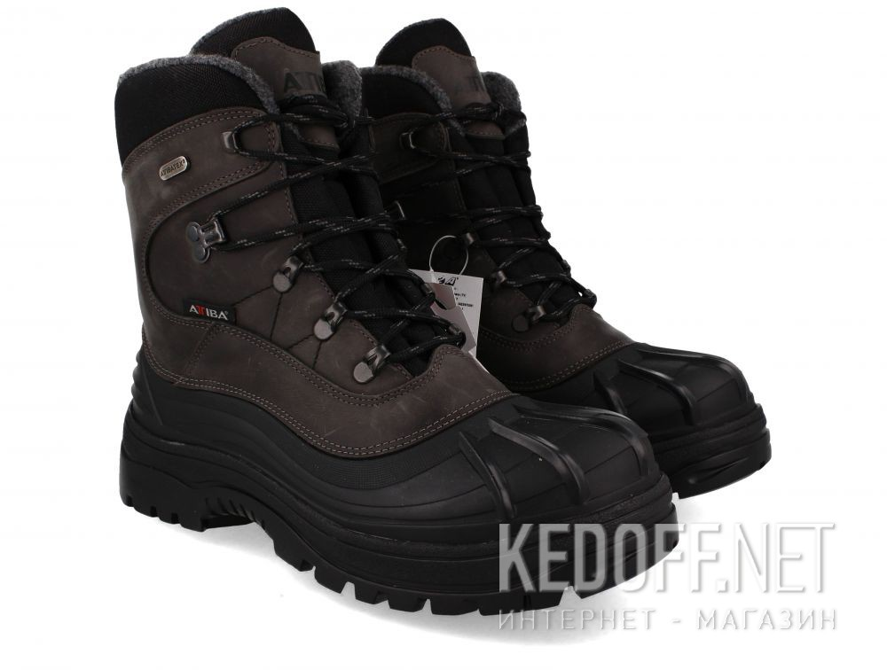 Мужские ботинки Forester Hunter OC System 9103-37 Made in Europe описание