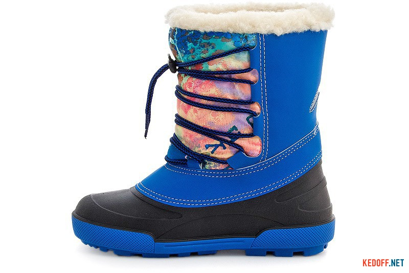 Winter snowboots Forester Freestyle 9501-40 Blue
