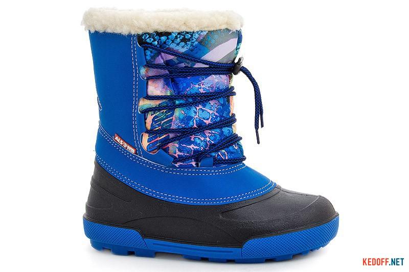Обувь на слякоть Forester Freestyle 9501-40 Синие