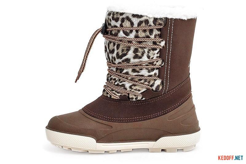 Обувь на слякоть Forester Freestyle 9501-45