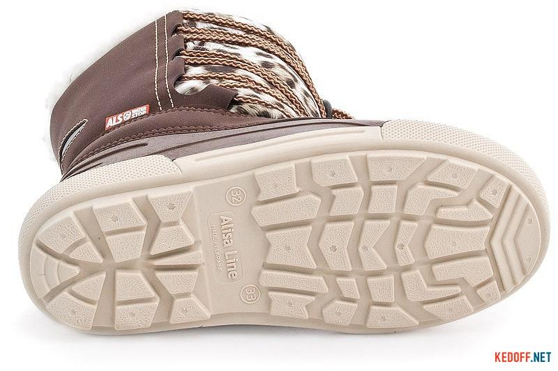Взуття на відлигу Forester Freestyle 9501-45