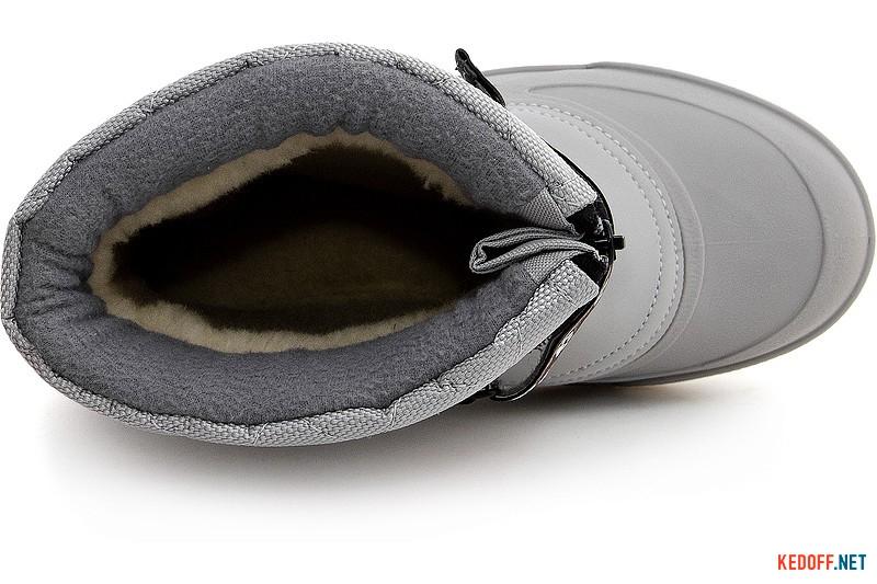 Весняні чобітки Forester Snow 95014-37 Сірі