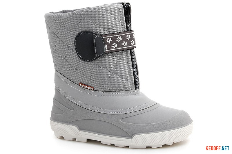 Winter snowboots Forester Snow 95014-37 Gray