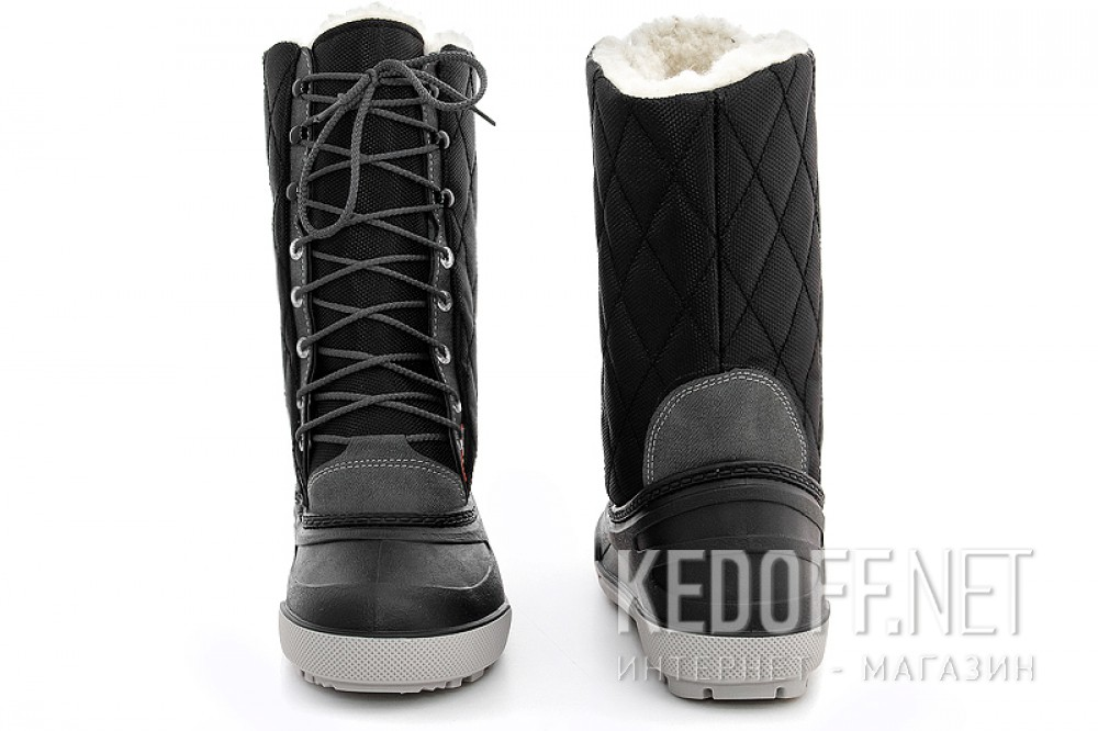 Winter boots Forester Mont Blanc 95015-27 Black