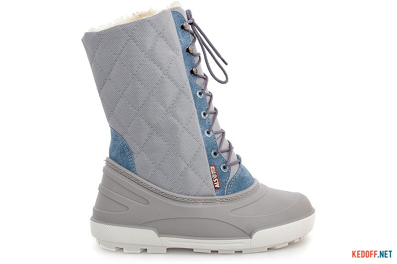 Зимняя обувь Forester Mont Blanc 95015-37 Серые