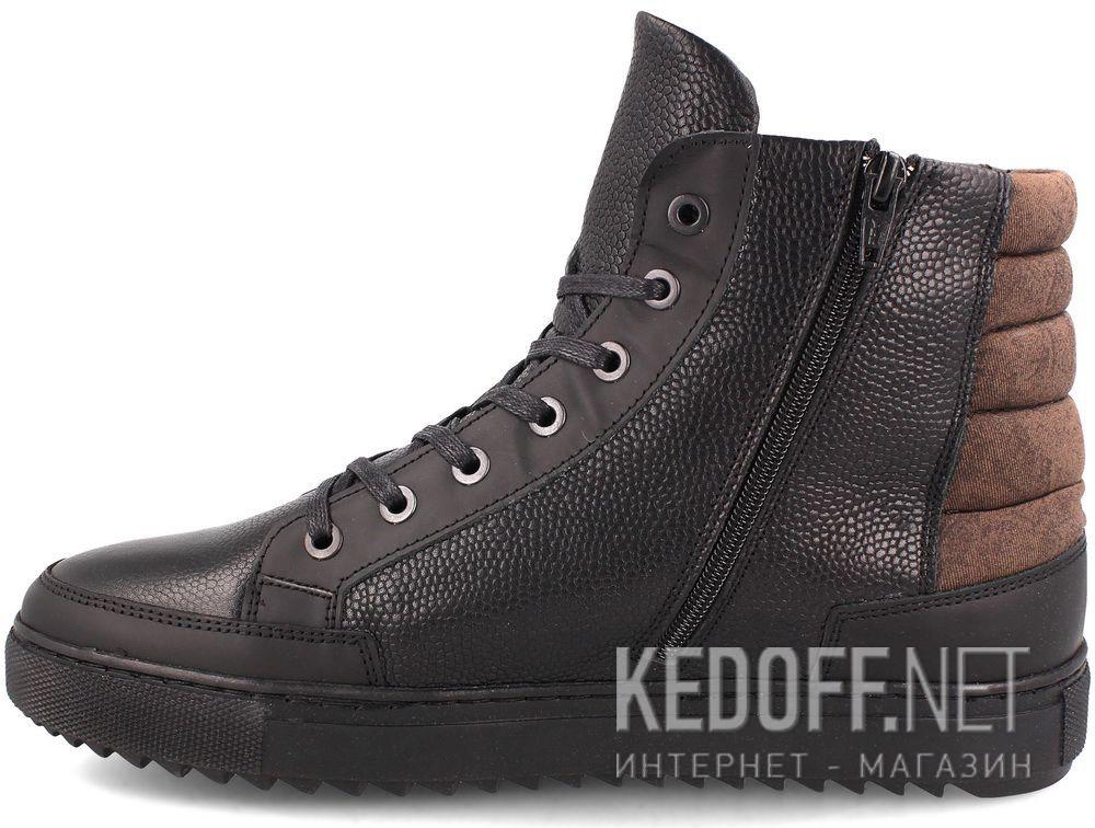 Мужские ботинки Forester 9535-27 купить Киев