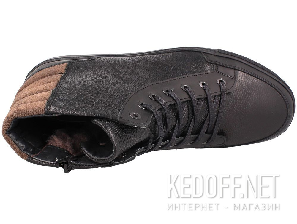 Мужские ботинки Forester 9535-27 описание