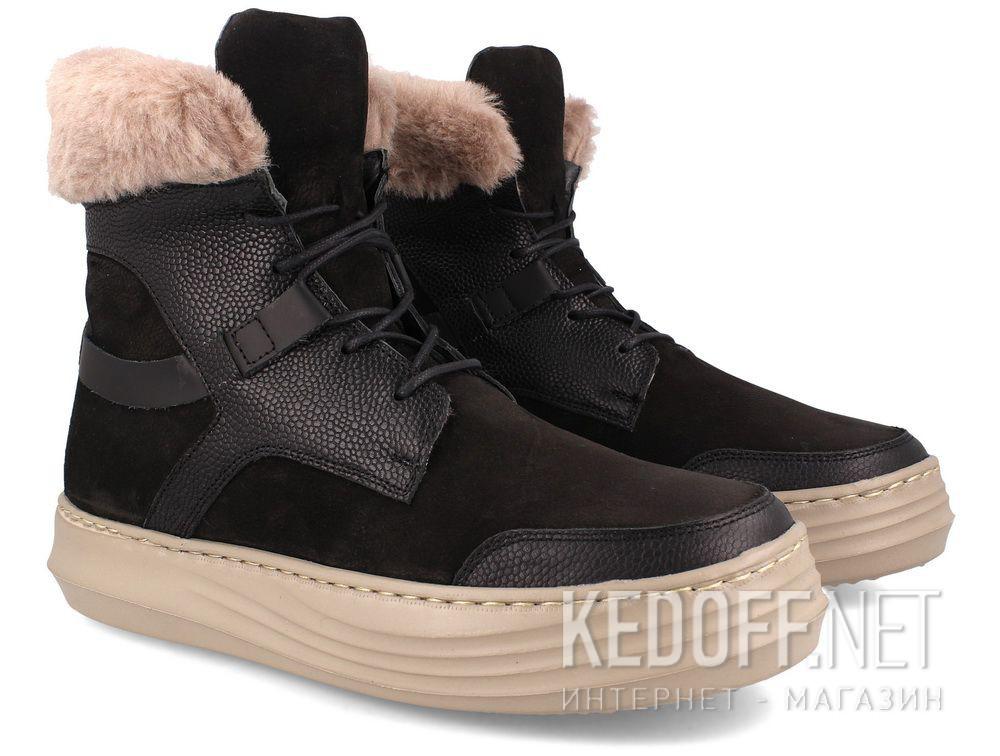 Мужские ботинки Forester 9542-27 купить Украина