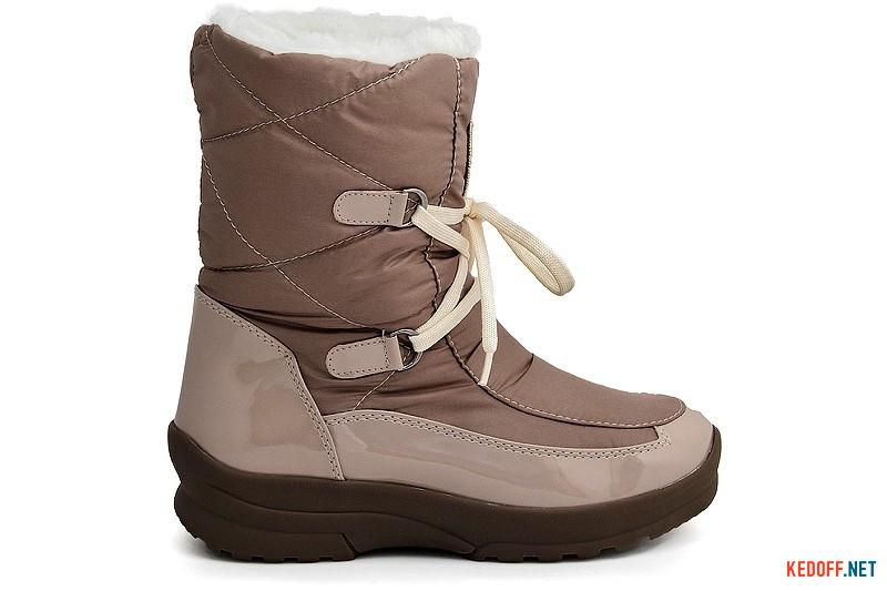 Жіночі зимові чоботи Forester 9860-0695-18