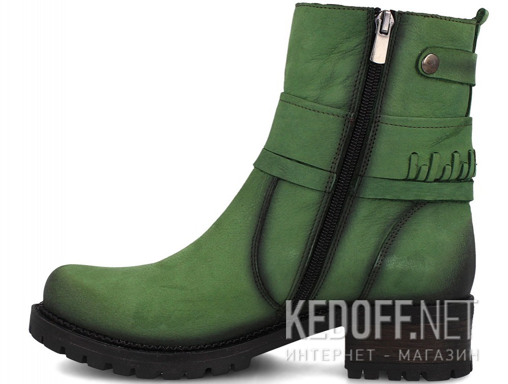Женские ботинки Forester AA1433207-22   купить Киев