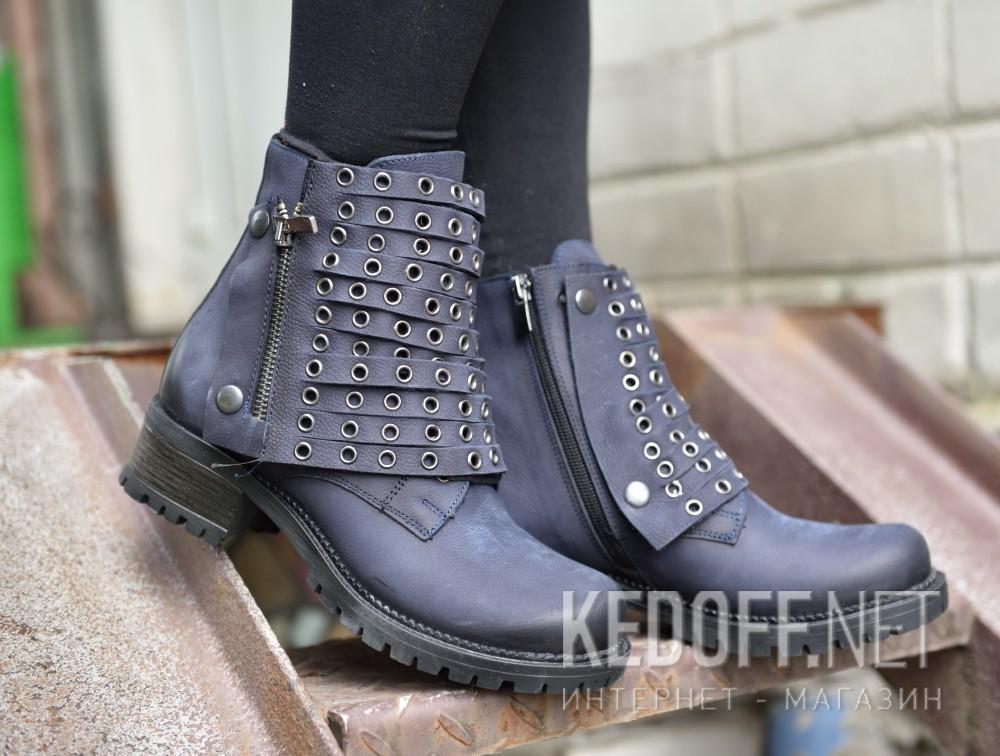 Женские ботинки Forester AA1453205-89    все размеры