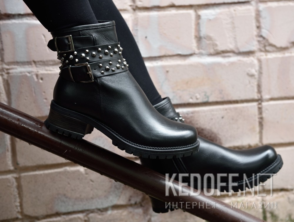 Женские ботинки Forester AA500101-27   все размеры
