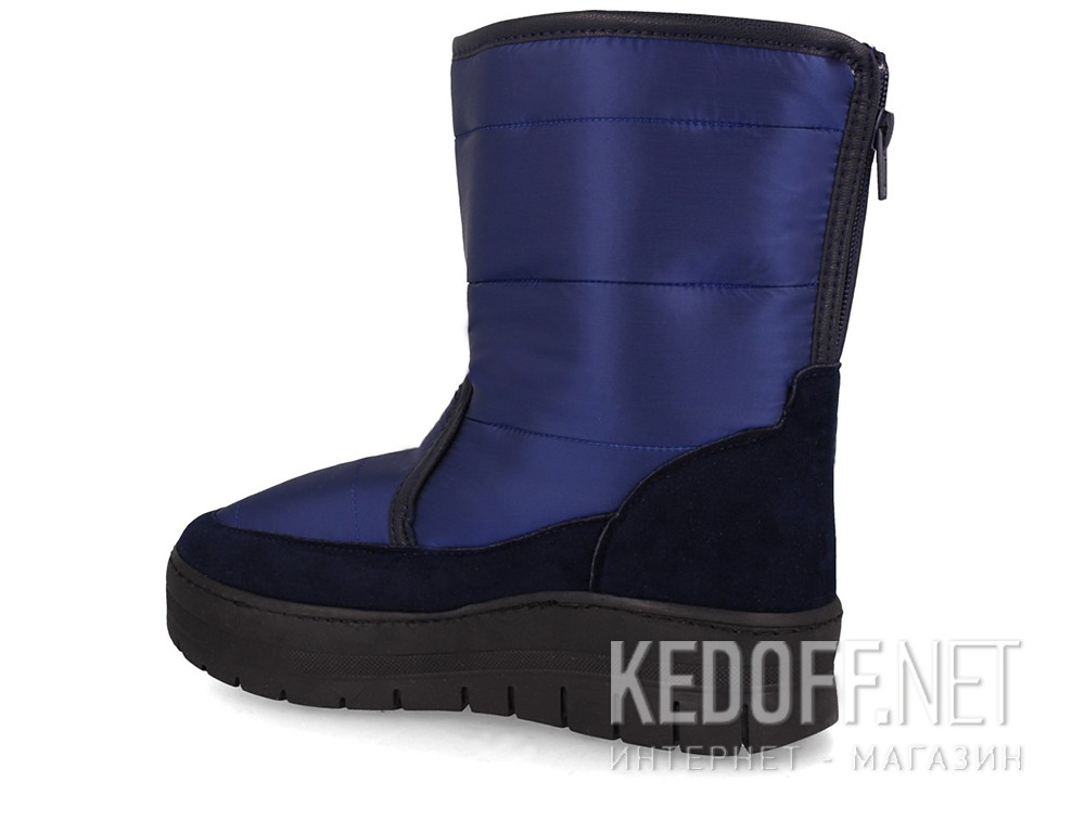 Snowboots Forester 701-89 Blue nylon