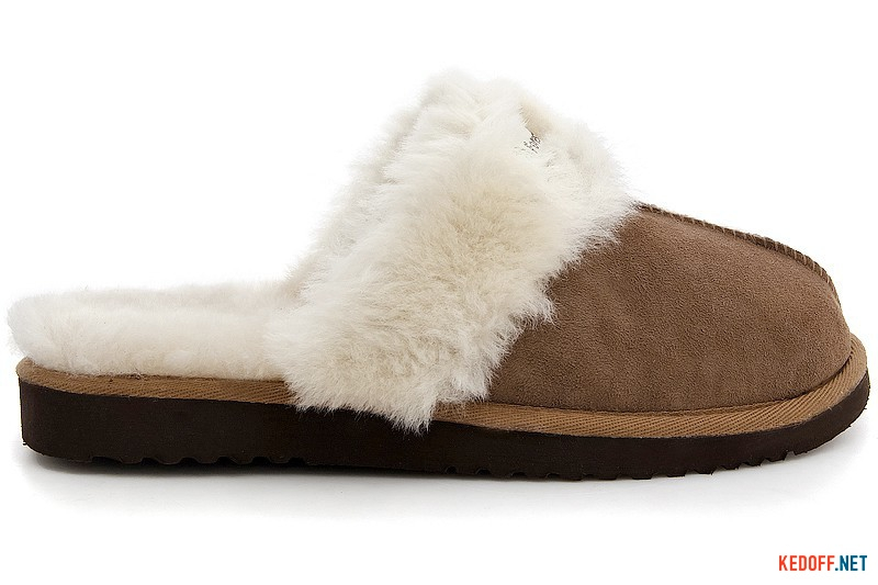 Slippers Forester 6048-1072 On a sheepskin