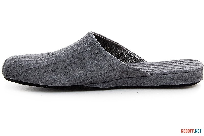 Slippers Forester Home 771-37 Gray