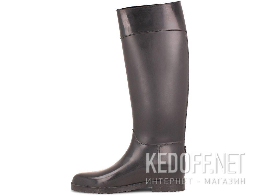 Женские резиновые сапоги Forester Rain 1987-37 Серые купить Киев