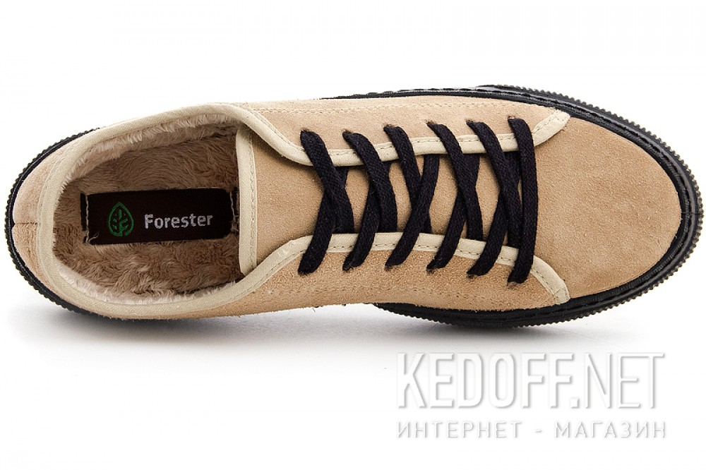 Sneakers Forester S20-18 Made in Spain