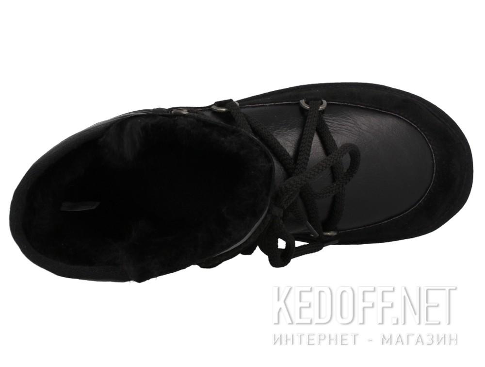 Угги Forester 101060-2302 унисекс   (чёрный) купить Киев