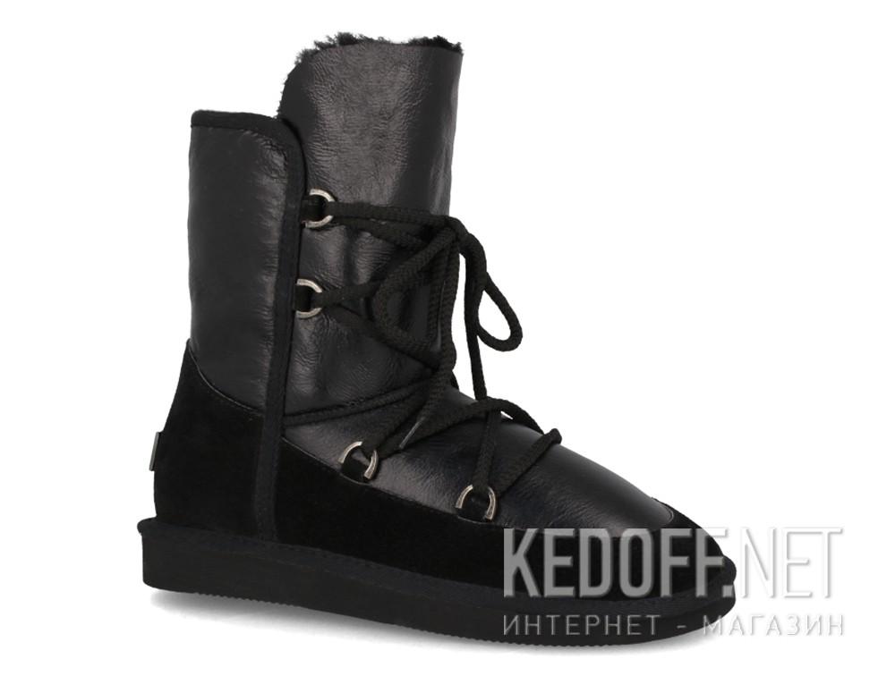 Купить Угги Forester 101060-2302 унисекс   (чёрный)