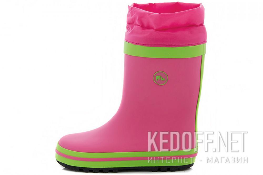 Детские резиновые сапоги Lumberjack 325002   (розовый) купить Киев