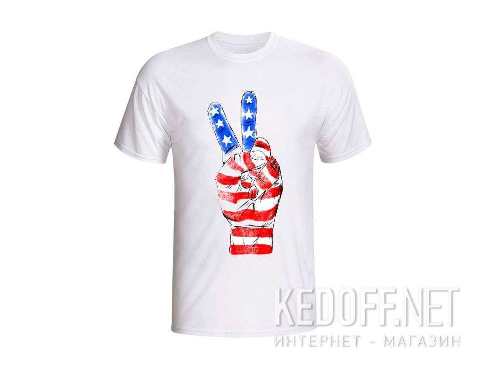 Купить Мужские футболки Las Espadrillas 415124-F255   (белый)
