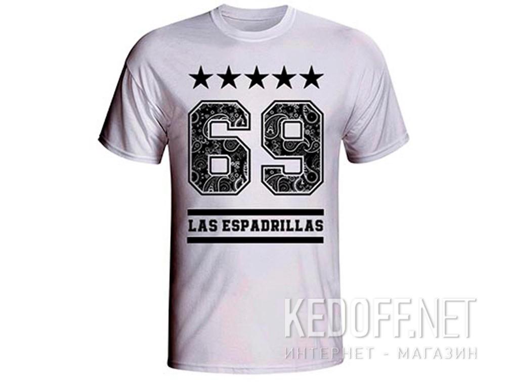 Купить Футболки Las Espadrillas 405105-F255   (белый)