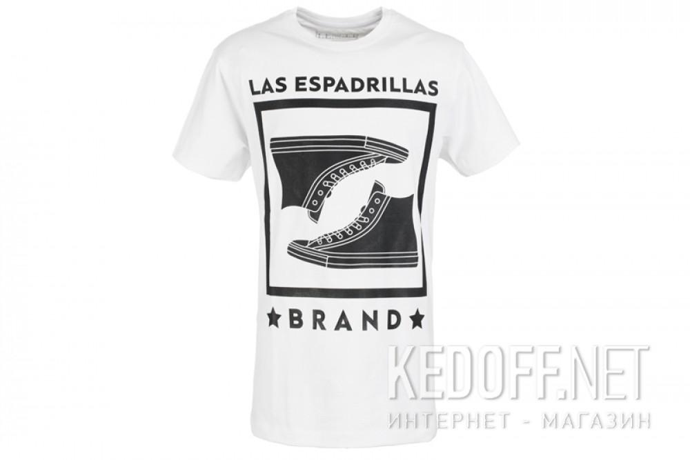 Футболка Las Espadrillas Brand 46530-F255