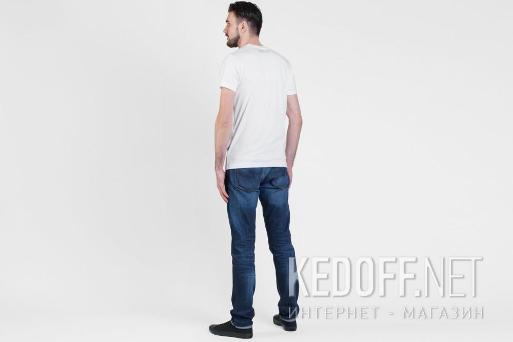 Оригинальные Мужские футболки Las Espadrillas 46531-F255   (белый)