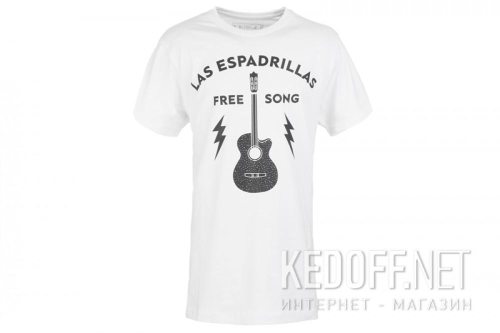 Футболка Las Espadrillas Free Song 46532-F255