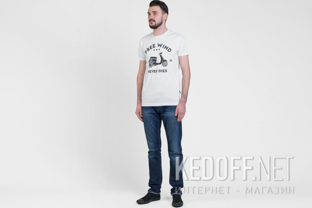 Футболки Las Espadrillas 46533-F255   (белый) купить Киев
