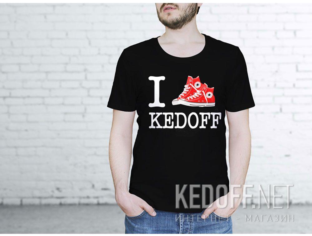 Купить Футболка мужская American T-shirt 124-02 (чёрный)