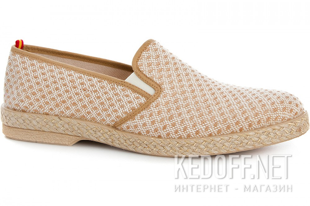 Купить Мокасины Las Espadrillas FV5063 Made in Spain