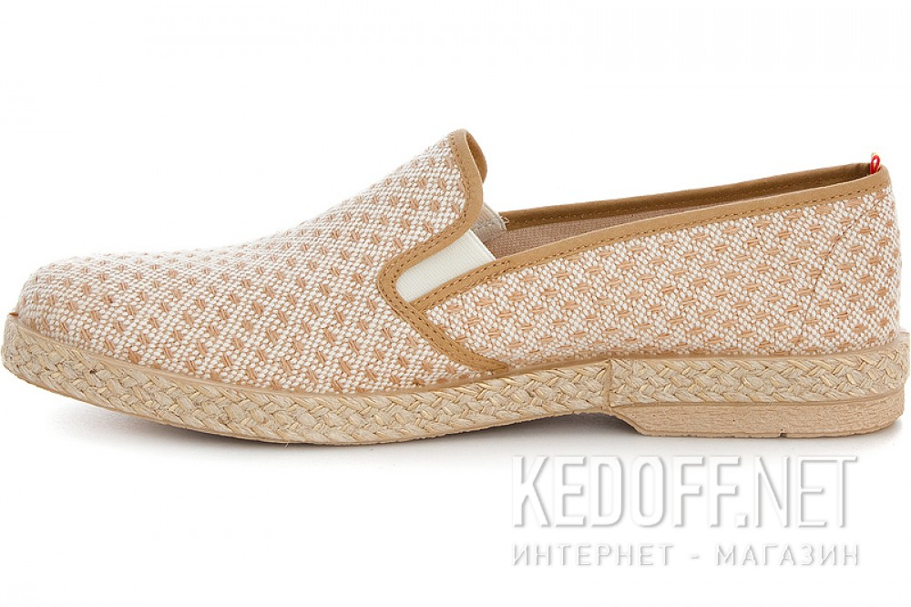 Мокасины Las Espadrillas FV5063 Made in Spain купить Киев