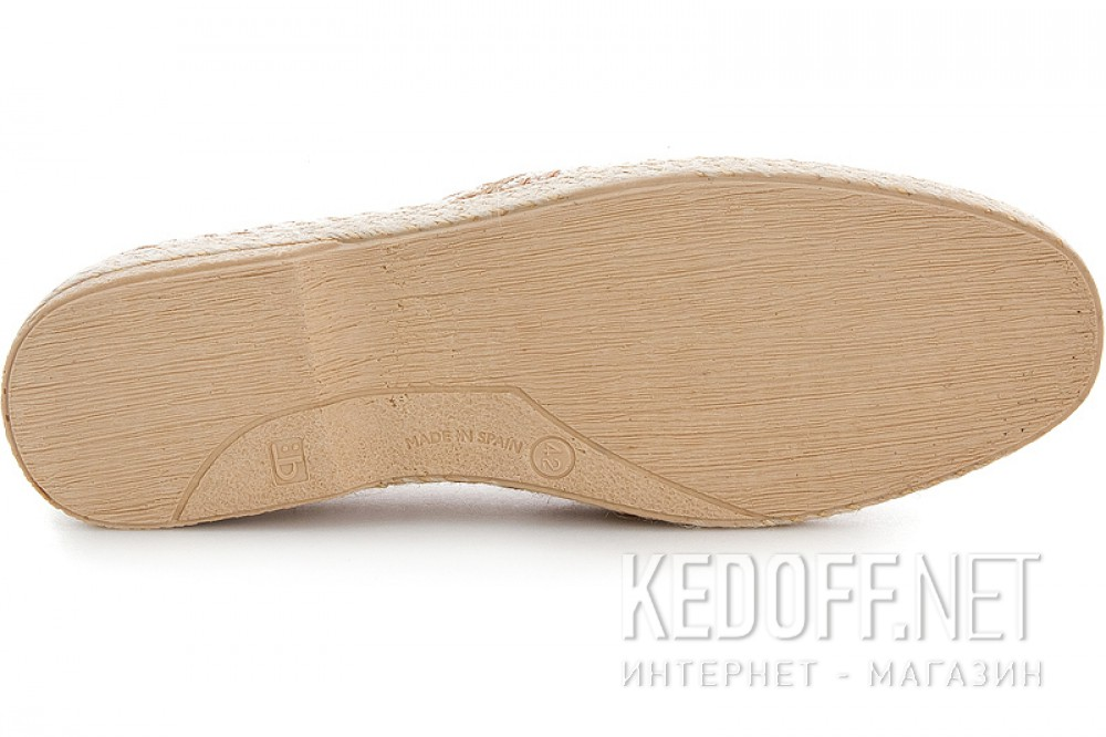 Мокасины Las Espadrillas FV5063 Made in Spain описание
