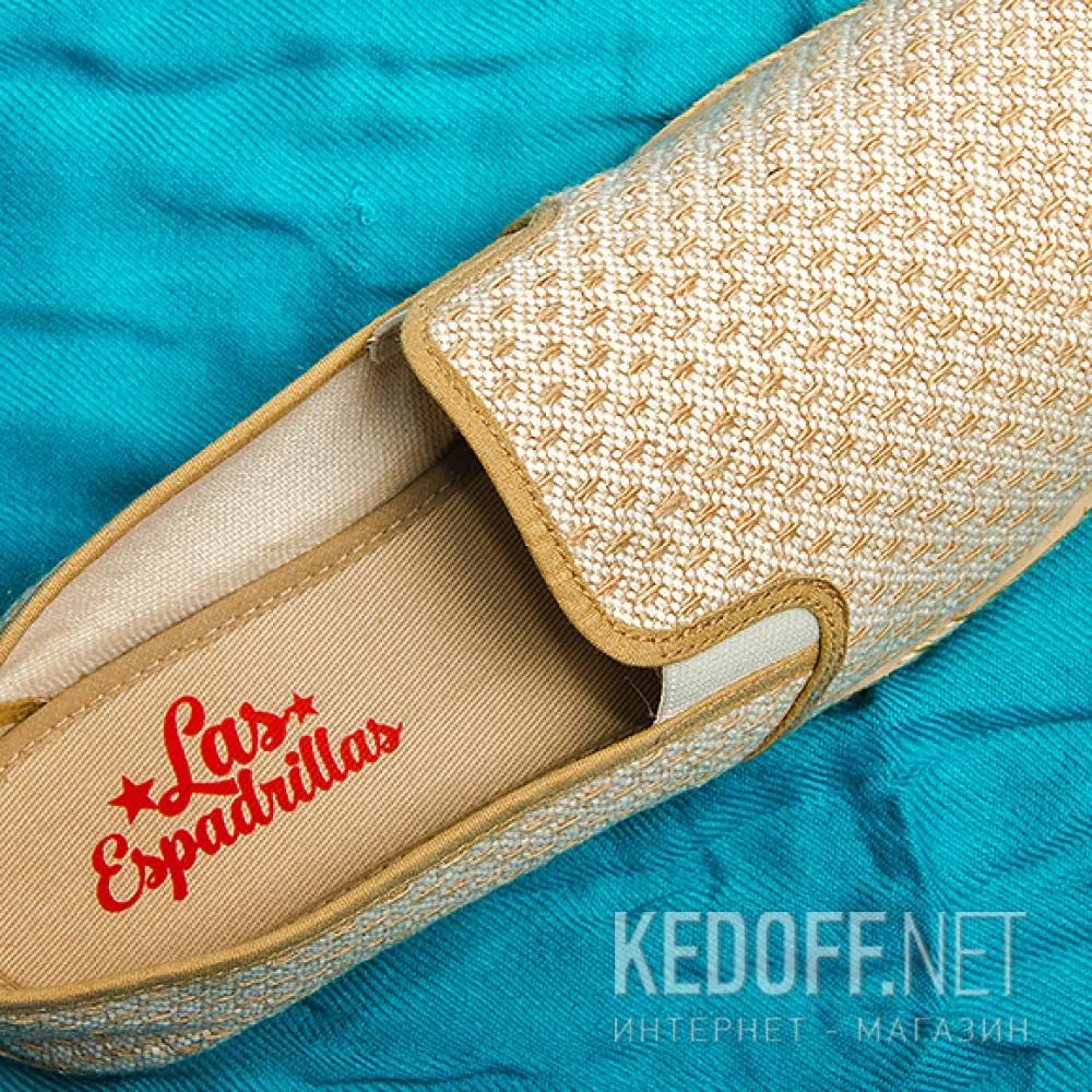 Доставка Мокасины Las Espadrillas FV5063 Made in Spain