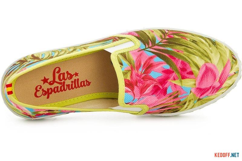 Кеди Las Espadrillas Fv5552-2