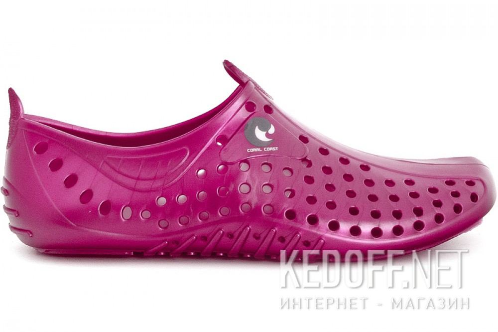 Акваобувь Coral Coast 77082 Made in Italy унісекс (рожевий) купити Україна