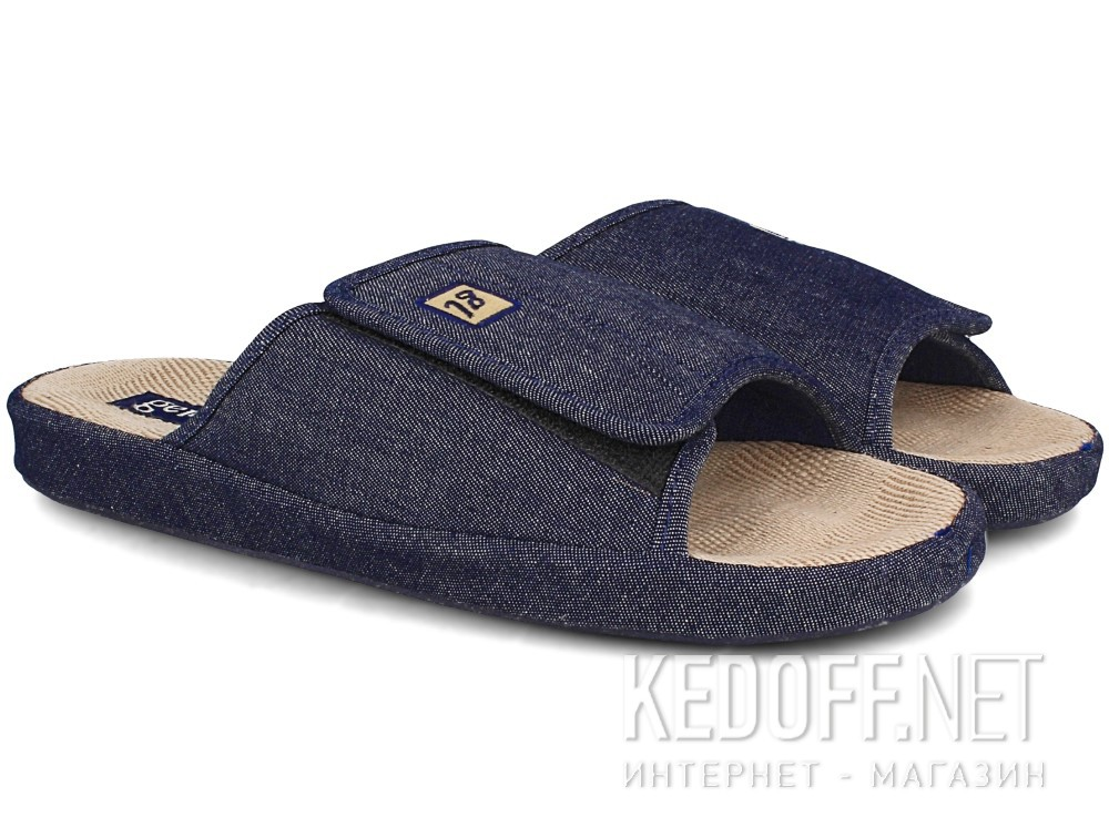 Мужские комфорт Gemelli 130393-89 (тёмно-синий) купить Киев