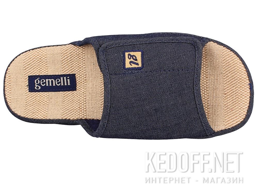 Оригинальные Мужские комфорт Gemelli 130393-89 (тёмно-синий)