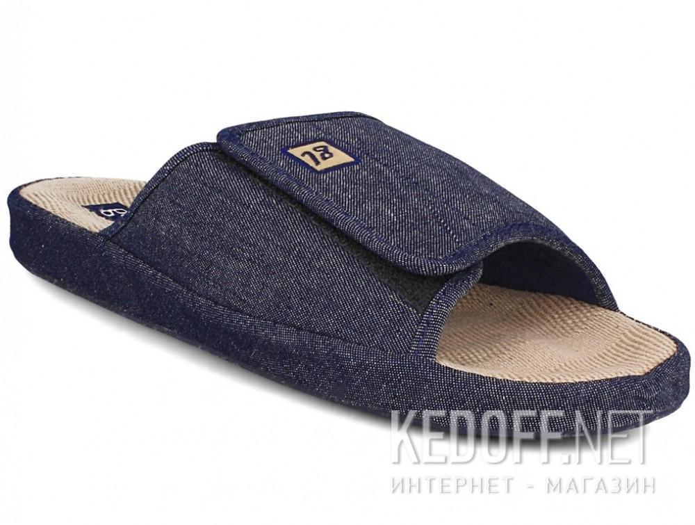 Мужские комфорт Gemelli 130393-89   (тёмно-синий)