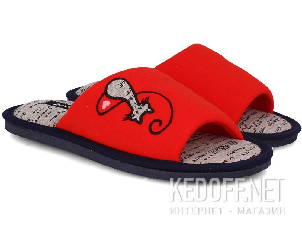 Шлепанцы Gemelli 1601484-47 унисекс (красный) купить Киев