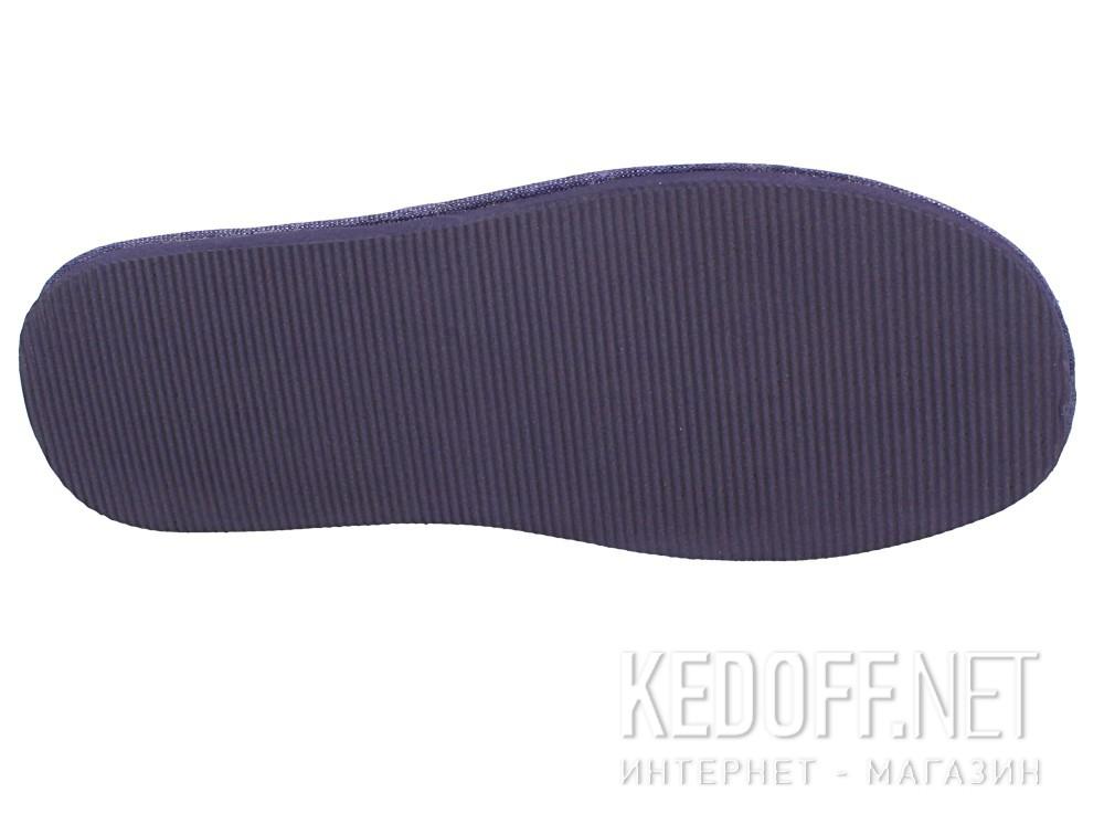 Мужские тапочки Gemelli 160750-89 (тёмно-синий) описание