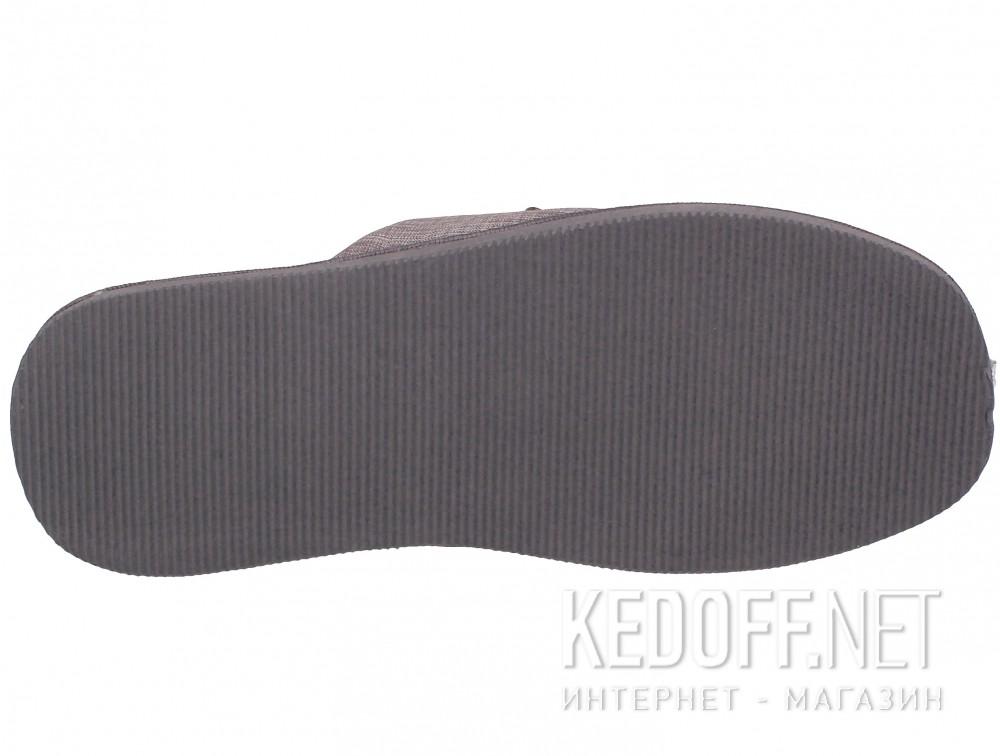 Мужские тапочки Gemelli 2237-37 (серый) описание