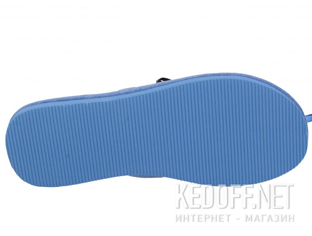Женские домашние тапочки Gemelli 1601676-42 (голубой) описание