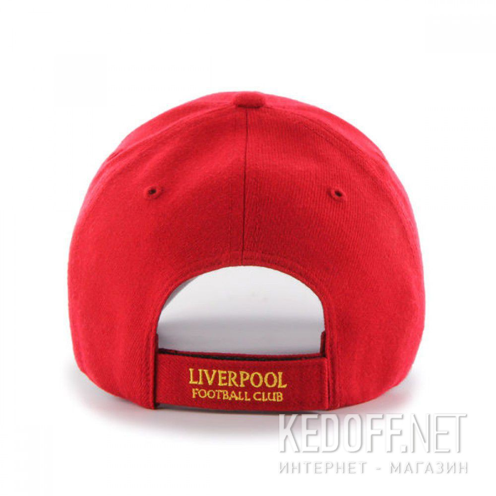 63e6957affa Baseball cap 47 Brand Mvp Liverpool Fc EPL-MVP04WBV-RD купить Украина