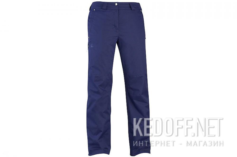 Купить Штаны Salomon 353547 (фиолетовый)