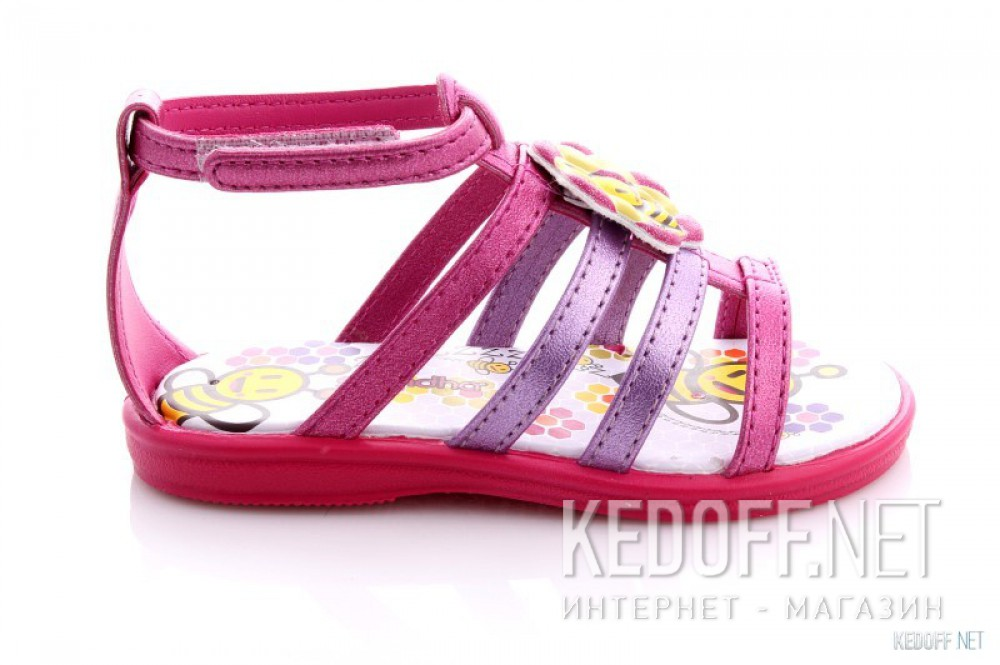 Оригинальные Детская пляжная обувь Rider 80263-20784   (розовый)